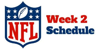 NFL Picks Week 2 and Odds Comparison
