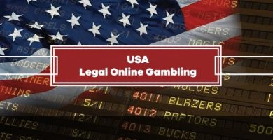 U.S. States with Legal Sports Betting