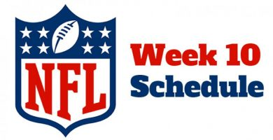 NFL Picks Week 10 and Betting Lines
